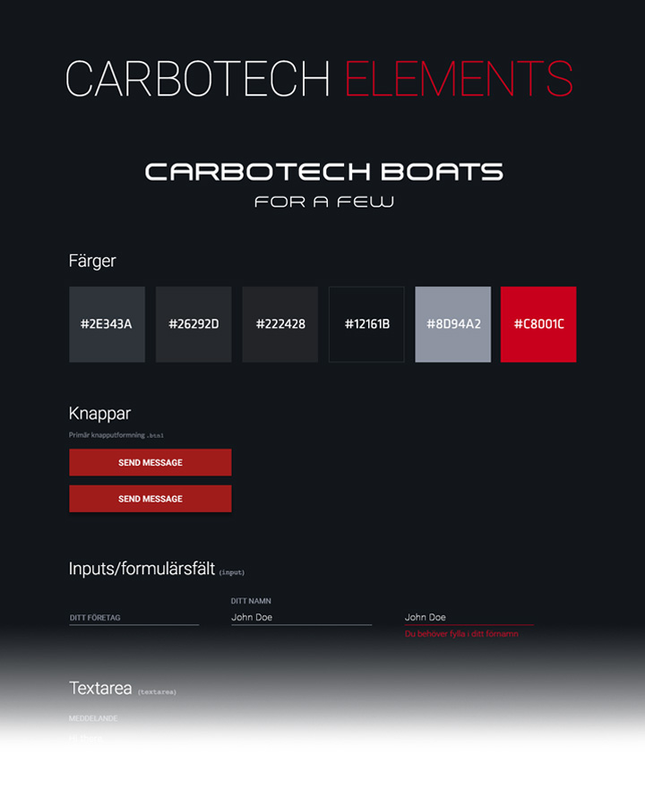 Carbotech Boats